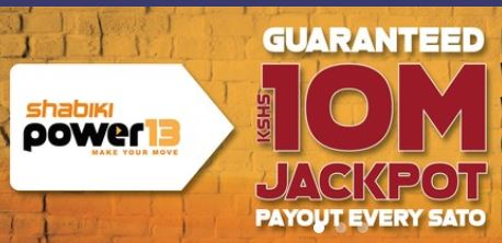Shabiki Power 13 Jackpot Predictions from Fixusjobs – Fixus Jobs