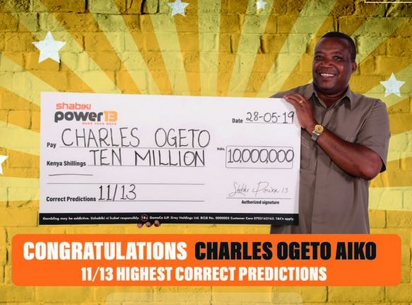 Shabiki Power 13 Jackpot Predictions from Fixusjobs 27 July 2019